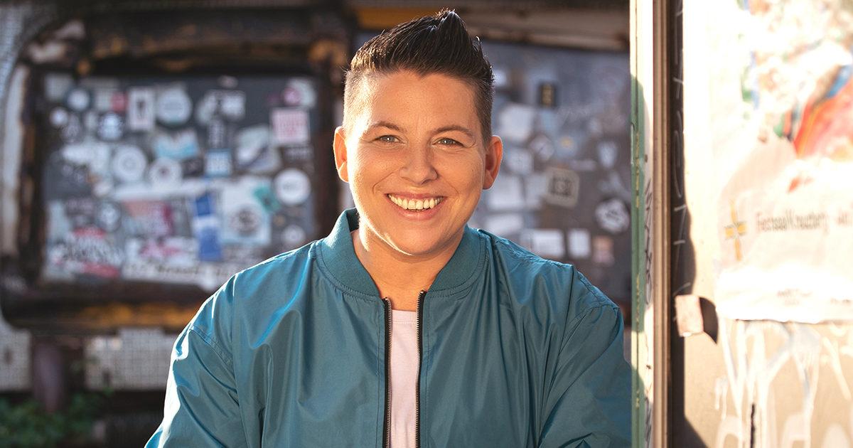 """Kerstin Ott - Das neue Album """"Ich muss Dir was sagen"""""""