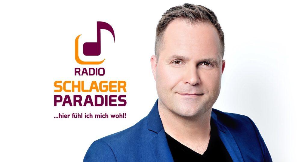 SCHLAGERPARADIES.TV – der neue Schlagersender geht am 1. September auf Sendung